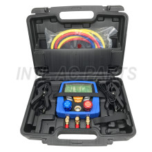 MULTI-FUNCTION DIGITAL MANIFOLD AC GAUGE SET
