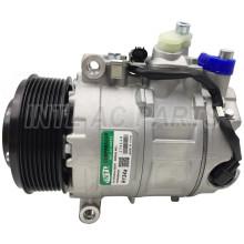 Car ac Compressor for Porsche Cayenne 3.0L 3.6L 4.8L 2008-2013 94812601100 95812601401 98316 140499 CO 29243C