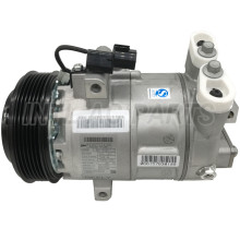 VCS14IC VCS-IC Auto Car AC Compressor for GEELY PONTON X70 6PK 115MM