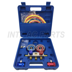 Auto Cooling System RANGER ROVER/LAND R MANIFOLD GAUGE SET USE FOR R1234YF
