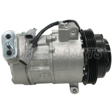 6SBU14C Air conditioning compressor for CHEVROLET CAPRICE Holden Commodore 92265299  447260-4191