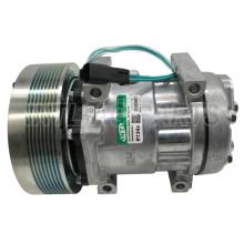 SD7H15 Car ac compressor for Caterpillar Krone 3249711 324-9711 270124760 507-3868