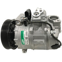 Denso 7SEU17C Auto Ac Compressor For Audi A4 8E0260805BG 4E0260805AA