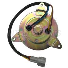 Auto Radiator Condenser cooling fan motor for Nissan SENTRA CEFIRO A33