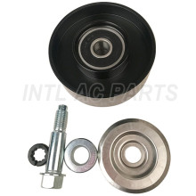 Auto Air Conditioner Tension Wheel Tensioner Pulley For TOYOTA LAND CRUISER PRADO HILUX HIACE FORTUNER 88440-35101 VKM61068