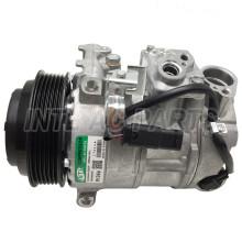 Denso 6SEU16C Auto Ac Compressor For Mercedes-Benz SLK350 2013-2014 0008302100 0008302500