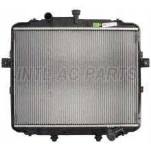 Car Ac Radiator for HYUNDAI H100 2004- MT MT 12 25310-4F210  4F1004F400 66996