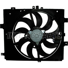 Cooling fan for Nissan Note 2014-2016  6010026 214813AB3A