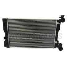 Auto Radiator For TOYOTA COROLLA 1.8 16V FLEX C/AR C/S/TA 2009 a 2013 164100d470 16410od470