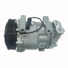 SD7V16 Auto Ac Compressor For ALFA ROMEO 60653653 71721753 71721754
