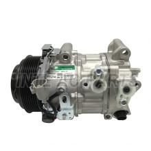 DENSO 6SBU16C Auto Ac Compressor For ALPHARD/GROWN/REIZ 2015 447250-0641