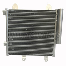 Car ac Condenser for CITROEN C1 PEUGEOT 107 TOYOTA AYGO 6455 EE 88450 0H010 88450 0H020
