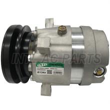 Auto Ac Compressor For DOOSAN DX35Z / SOLAR 55-V ~ DX55 / DX60R / DX63-5 / SOLAR 75-V 65.28650-6002 65.28650-6002A