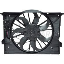 CAR  AC CONDENSER Electronic fan for MERCEDES-BENZ CLS E-CLASS CLS500 A2115001693 A211500169305 0506 2003