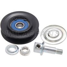 Auto AC Tension Wheel Tensioner Pulley FOR LEXUS LX TOYOTA 4 RUNNER HIACE  LAND CRUISER 0187-FZJ80 8844026090