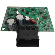Mass stock AC fan Blower Motor Resistor for VOLVO DAF SCANIA 1854876 1854877
