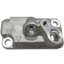 6SEU14C Auto Ac Compressor rear head 447150-0660 447150-0783 447150-1161