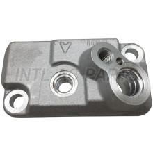 7SBU17C 6SBU16C Auto Ac Compressor rear head 447150-0232 447150-0233 447150-0260