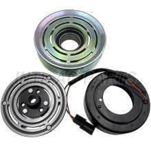 SD7V16 Auto AC Clutch For Renault Duster 2012 For Nissan Terrano III (D10) 2014 8201018716 SANDEN 1861