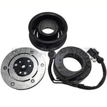 SC90V Car compressor clutch for JAGUAR S-TYPE (CCX) X-TYPE (CF1) 2.0 2.5 3.0 141004 C2S44928 C2S19412 XR89203