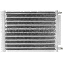 INTL-UCD005 Condenser A/C CN 12X16(18MM CORE DEPTH)4 RAILS UNPAINTED