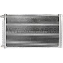 INTL-UCD007 Condenser A/C CN 12X20(18MM CORE DEPTH)4 RAILS UNPAINTED