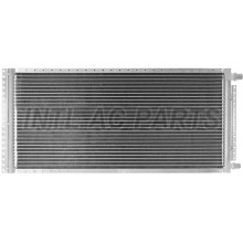INTL-UCD013 Condenser A/C CN 12X26(18MM CORE DEPTH)4 RAILS UNPAINTED
