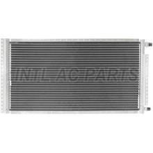 INTL-UCD017 Condenser A/C CN 13X25(18MM CORE DEPTH)4 RAILS UNPAINTED