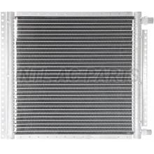 INTL-UCD019 Condenser A/C CN 14X16(18MM CORE DEPTH)4 RAILS UNPAINTED
