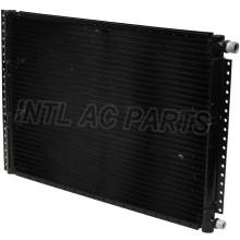 INTL-UCD021 Condenser A/C CN 14X20(18MM CORE DEPTH)4 RAILS UNPAINTED
