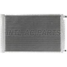 INTL-UCD025 Condenser A/C CN 14X24(18MM CORE DEPTH)4 RAILS UNPAINTED