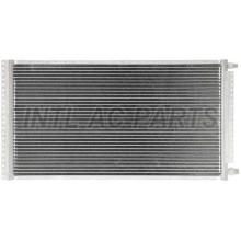 INTL-UCD027 Condenser A/C CN 14X26(18MM CORE DEPTH)4 RAILS UNPAINTED