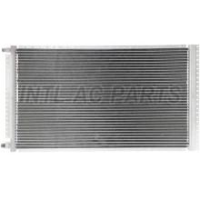 INTL-UCD029 Condenser A/C CN 15X26(18MM CORE DEPTH)4 RAILS UNPAINTED
