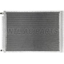 INTL-UCD033 Condenser A/C CN 16X22(18MM CORE DEPTH)4 RAILS UNPAINTED