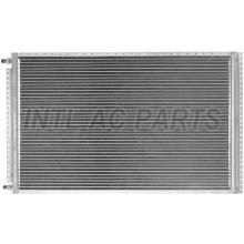 INTL-UCD041 Condenser A/C CN 18X28(18MM CORE DEPTH)4 RAILS UNPAINTED