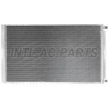 INTL-UCD043 Condenser A/C CN 18X30(18MM CORE DEPTH)4 RAILS UNPAINTED