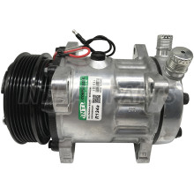 SD 7H15 UNIVERSAL auto ac Compressor pump w/clutch For Ford New Holland 40 Series 82016157 9827954 9847944 9849085
