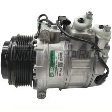 Car ac compressor Mercedes Benz GL GLE GLS S M Class W222 W212 W207 W166 W205 A0008307200 7SAS17C