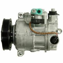 Car ac compressor for Mercedes Benz B-Class W246 W242 B200 B250 2011 Denso 6SEU16C DCP17167 447280-7140