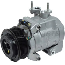 DKS20DT Auto AC Compressor for 2017-2019 Ford F-250 F250sd Pickup Super Duty Limited CO 29337C 68686 HC3H19D629AB 2021835