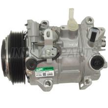 7SAS17C Car ac compressor w/Clutch FOR 2015-2018 Toyota Highlander 3.5L Gas Engine 88320-58020  88410-33190 CG447250-0642