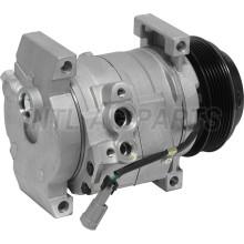 Auto Ac Compressor For Cadillac DeVille 4.6L For  Chevrolet Express 1500 4.3L CO 11139C 15100339