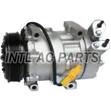 SD 7V16 car ac compressor Lancia/Fiat scudo/Peugeot 406/607/807/Citroen C5/C8/xsara