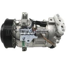 6SBH14C Auto Ac Compressor For Nissan X-Trail NT32 2014-2018 92600-4CE1A 447250-1510