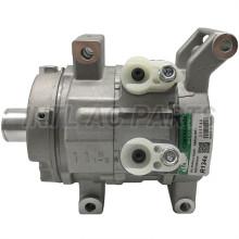 New 10S11C car ac compressor without clutch for TOYOTA Hilux Vigo Petrol 447160-1990 447180-8301 88310-0K123 88320-71110