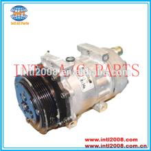 Compressor ac reposição substitui oem# 55037359 para jeep cherokee 2.5l/4.0l sd7h15 estilo