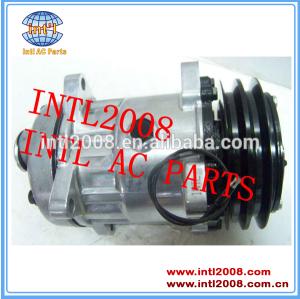Ac auto compressor sanden 7h15 7803 15680077 15020478 para gmc topkick/chevrolet kodiak