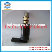 denso 7seu16c auto ar condicionado sistema eletrônico de controle de válvulas para audi vw compressor da válvula de controle