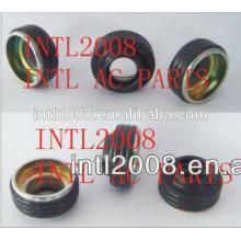Auto compressor da ca o- ring de vedação denso 10pa15c 10pa17c 10pa20c 10pa29c de óleo retentor do eixo da marca de qualidade novo topo