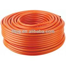 Good wear-resistance multi-color pvc hose for LPG gas cylinder